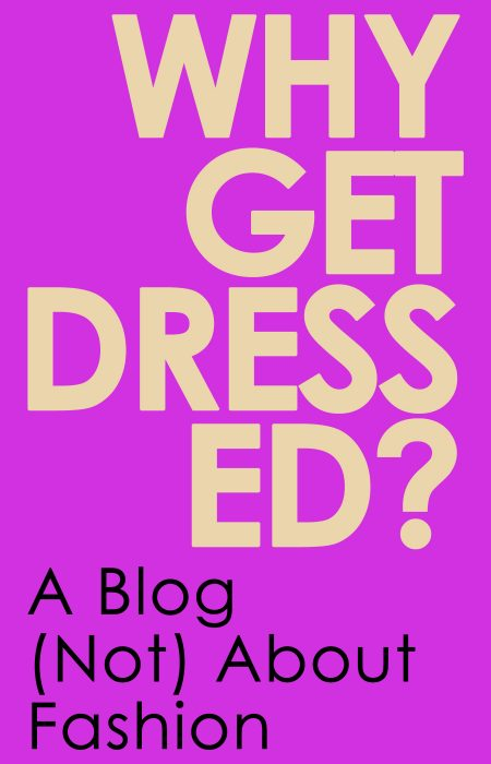 Dressed Why Get - Cover 2A - HolySmorgasBlog