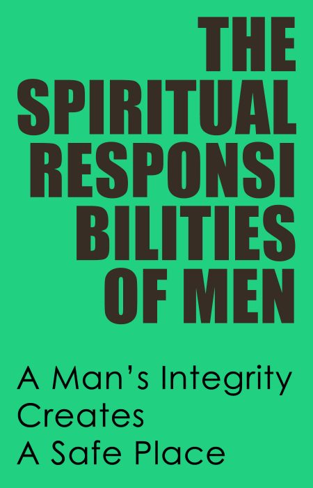 Spiritual Responsibilities of Men - Cover 1A- HolySmorgasBlog
